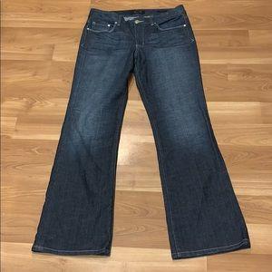 Seven7 bootcut jeans size 10
